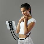 Tucano Sospendo // Wearable Phone + Tablet Stand (Black)