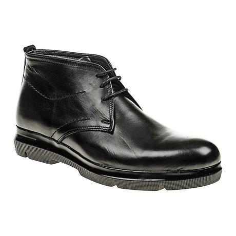 Chukka Boot // Black