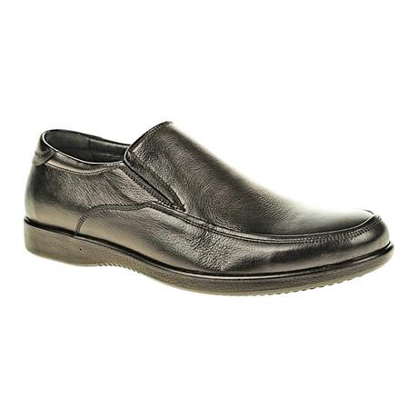 Classic Slip-On Shoe // Black