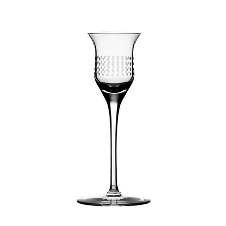 Dots Collection // Liqueur Glass // Set of 2