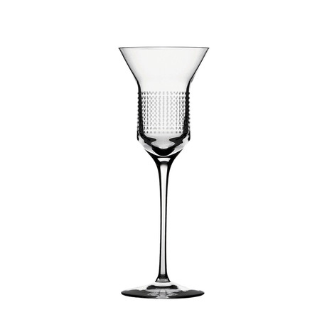 Dots Collection // White Wine Glass // Set of 2
