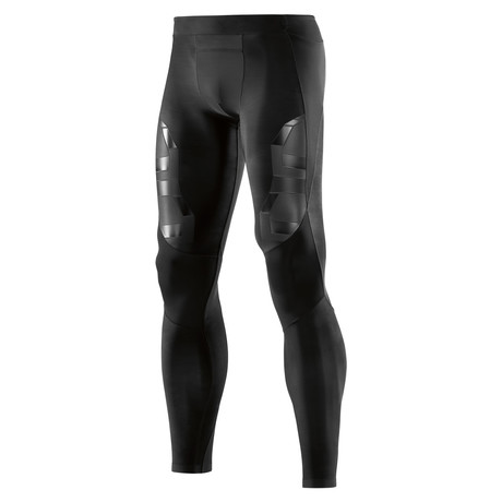 A400 Compression Long Tights // Oblique (Small)