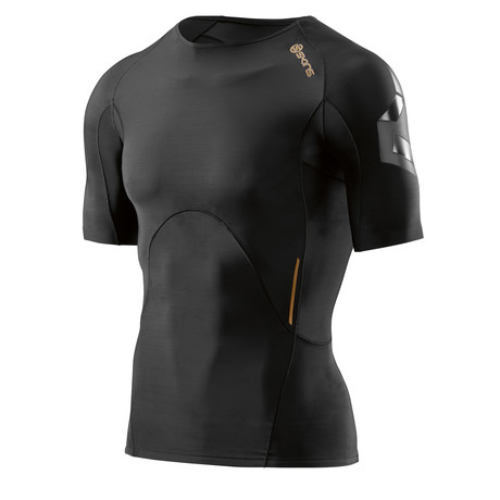 A400 Compression Short-Sleeve Shirt // Oblique (XS)