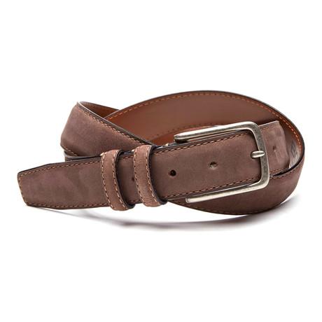 Tyler Casual Belt // Brown