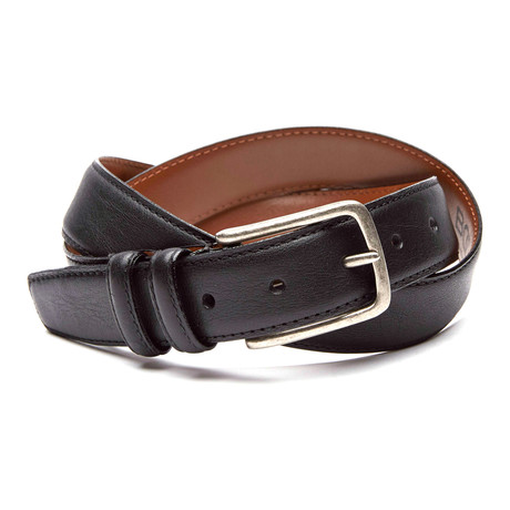 Eric Casual Belt // Black
