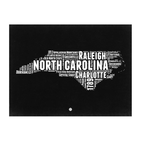 North Carolina (Rainbow)