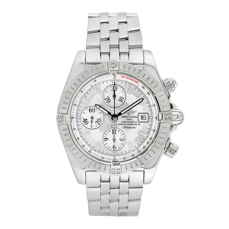 breitling chronometre automatic a13356