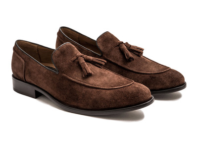 Photo of ARVEE NYC Artisanal Leather Shoes Monte Carlo Loafer // Brown (US: 8) by Touch Of Modern