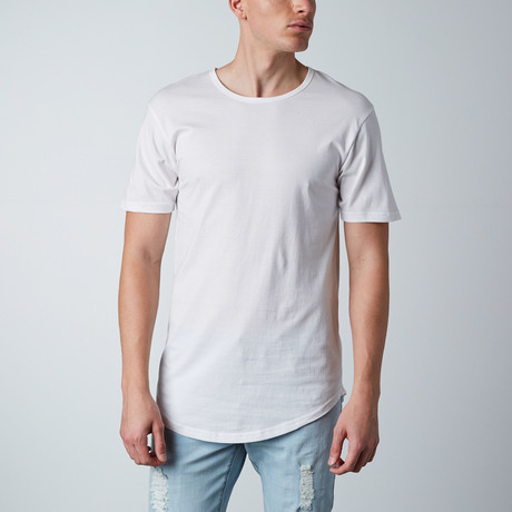 CB Tall Tee // White (S)