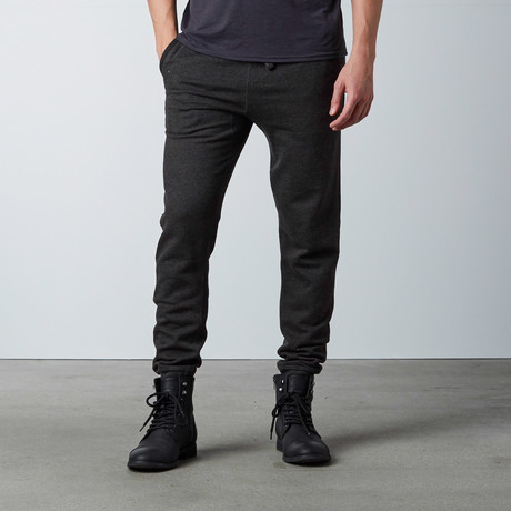 Simply Butter Jogger // Charcoal (S)