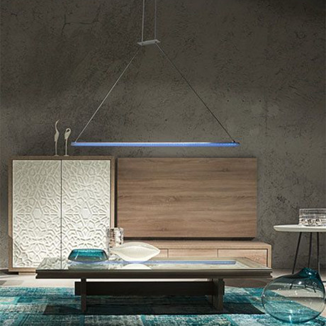 Taro Color-Changing Floor Lamp