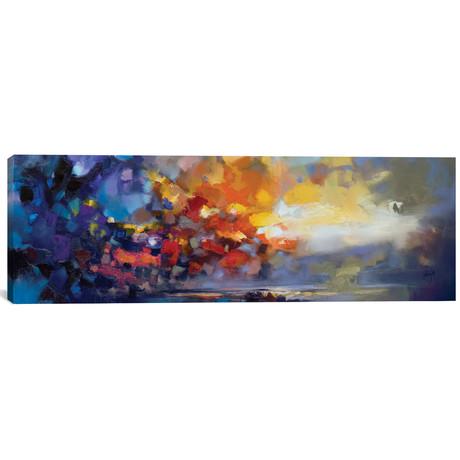 """Molecular Light // Scott Naismith (60""""W x 20""""H x 0.75""""D)"""