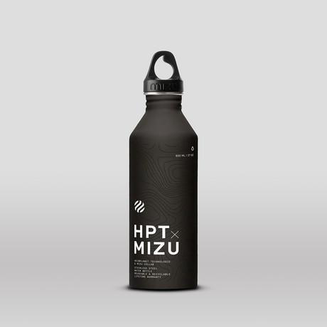 HPT x Mizu // White + Black