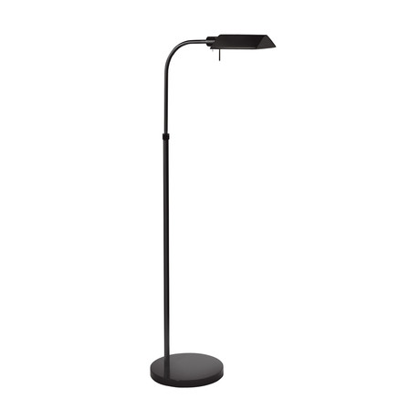Tenda Pharmacy Floor Lamp (Rose Bronze Finish)