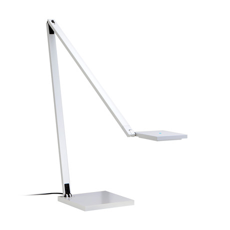 Quattro™ LED Task Lamp (Gloss White Finish)