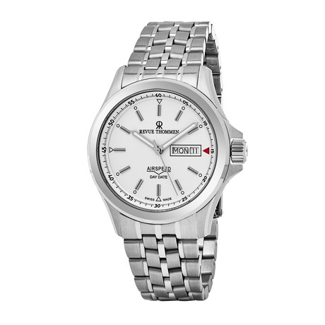 Revue Thommen Air Speed Automatic // 16020.2132