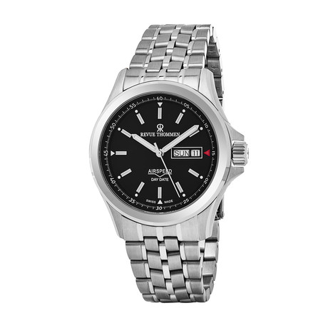Revue Thommen Air Speed Automatic // 16020.2134