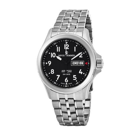 Revue Thommen Air Speed Automatic // 16020.2137