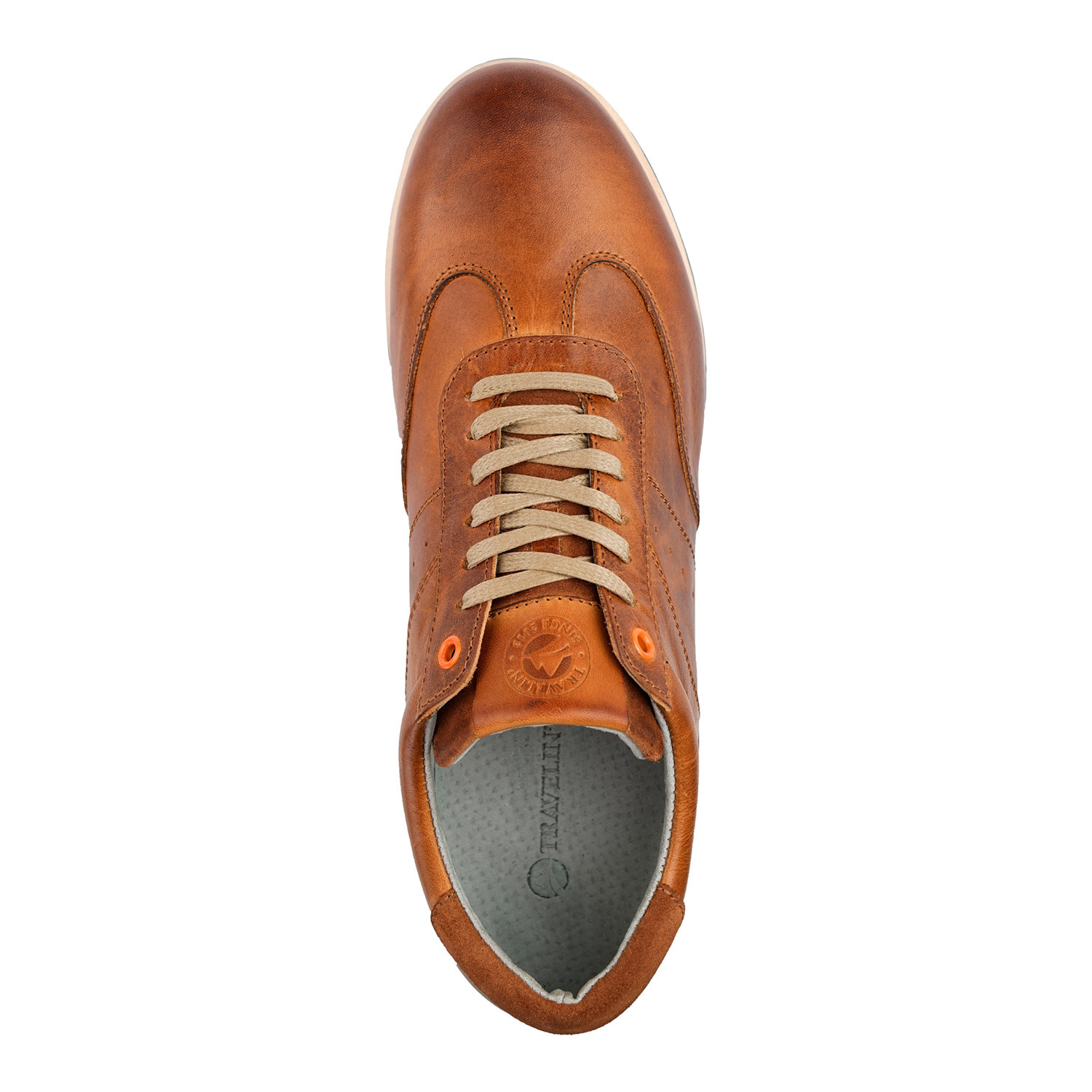 f1ebb9196dc4f2 Harwich Leather Shoe    Cognac (EUR  42) - Travelin Outdoor - Touch ...