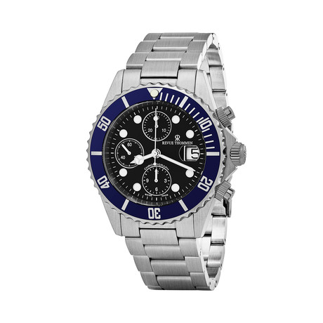 Revue Thommen Air Speed Chronograph Automatic // 17571.6135