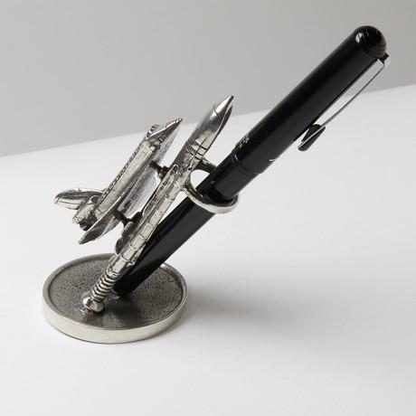 Rocket Pen Holder