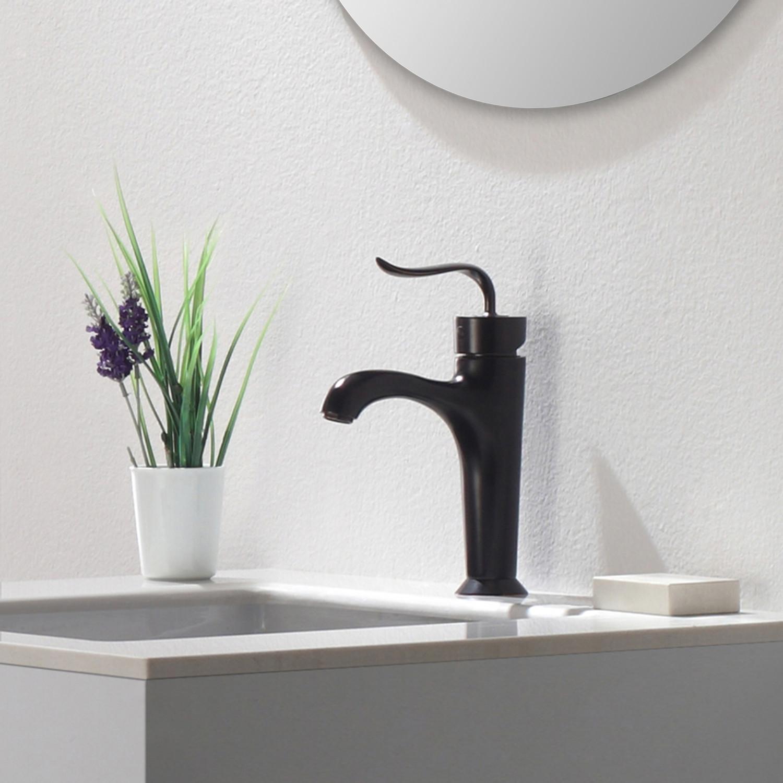 Kitchen Faucet Components Coda Single Hole Single Handle Basin Bathroom Faucet