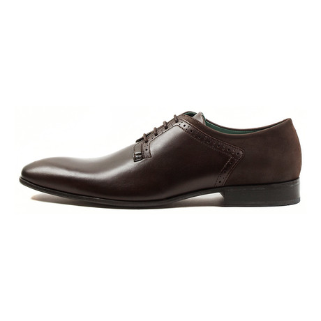 Exceed Shoes // Raider Oxford // Brown