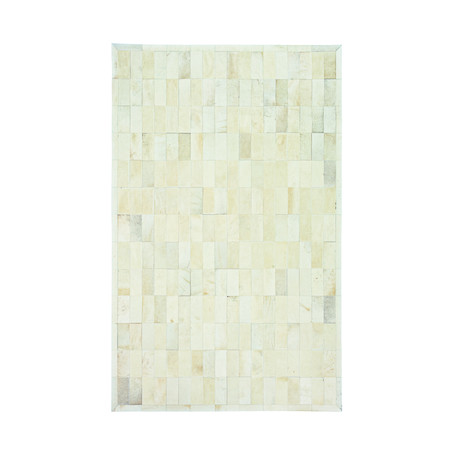 Rumba Rug // Neutral (5'L x 8'W)
