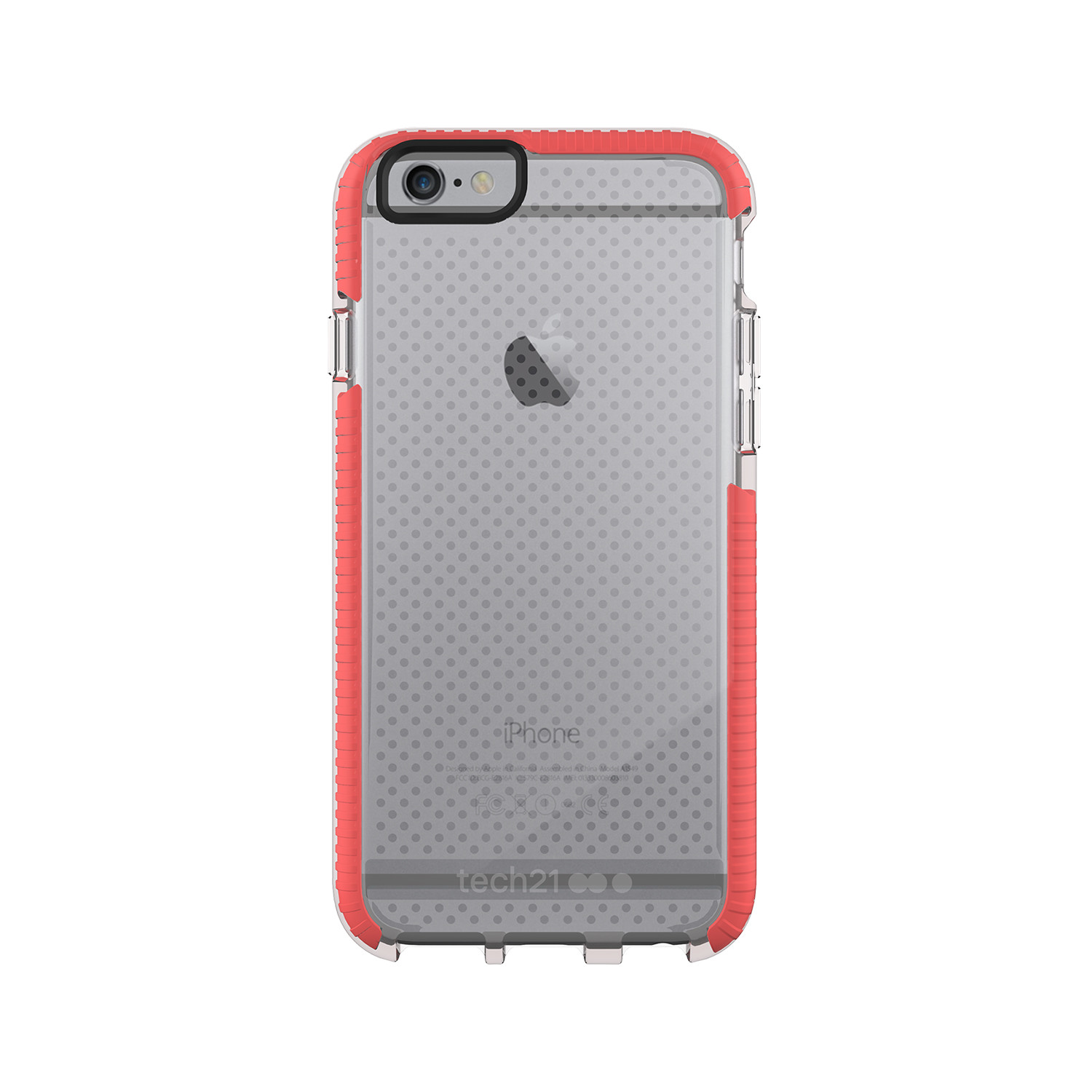 tech21 evo mesh sport case for iphone 6 and iphone 6s