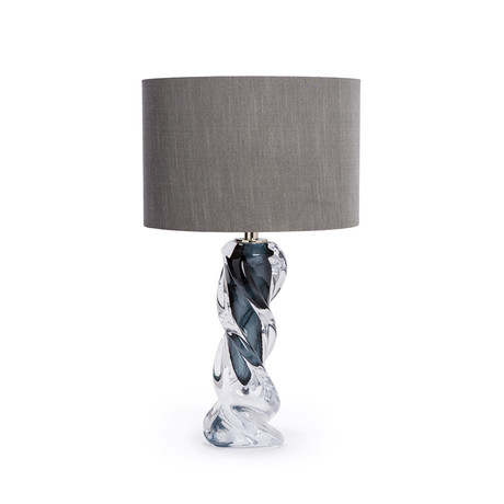 Jax Glass Lamp
