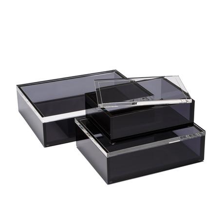 Klein Acrylic Boxes