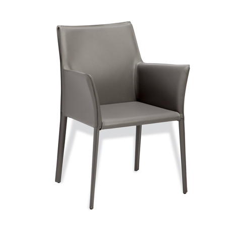 Jada Arm Chair (Grey)