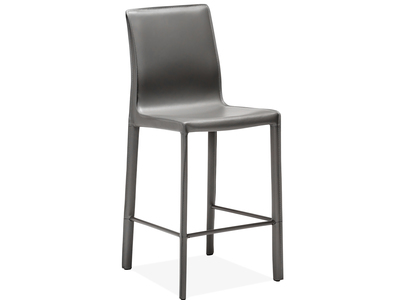 Interlude Home Exceptional Furniture Jada Counter Stool (Grey) by Touch Of Modern - Denver Outlet