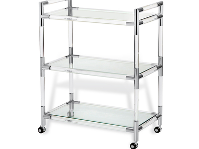 Photo of Interlude Home Exceptional Furniture Julien Bar Cart by Touch Of Modern