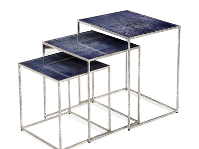 Interlude Home Exceptional Furniture Maci Rectangular Nesting Tables by Touch Of Modern - Denver Outlet