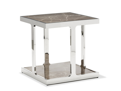 Photo of Interlude Home Exceptional Furniture Soto Square Side Table by Touch Of Modern