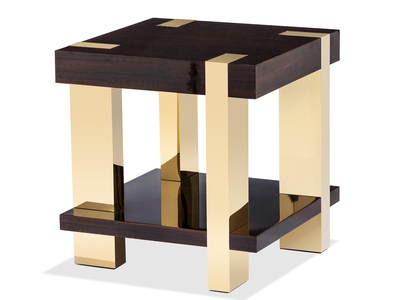 Interlude Home Exceptional Furniture Jordan Side Table