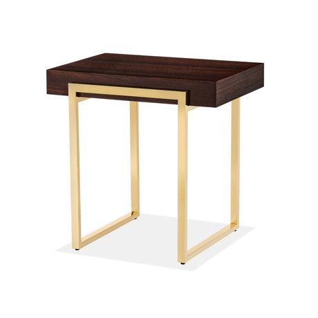 Sloane Veneer Side Table