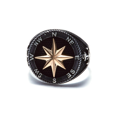 Unique Compass (Size 8.5)