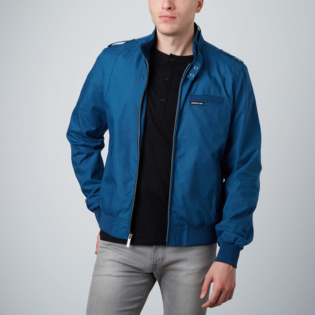 Racer Jacket // Dark Sea