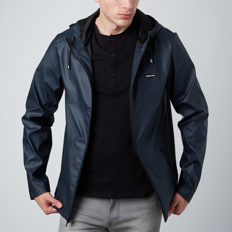 Storm Jacket // Navy