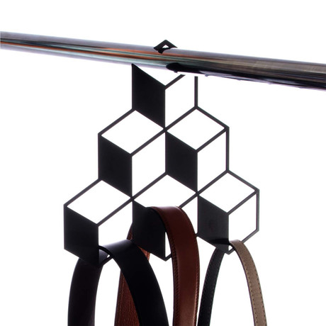 3D Closet Storage Organizer (6 Cubes)