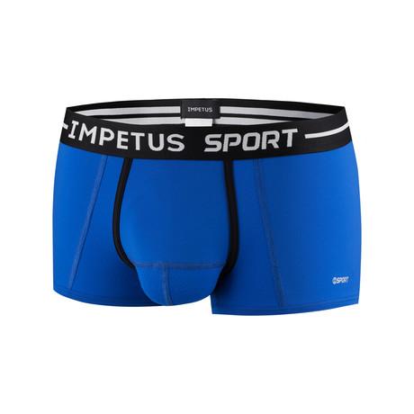 Sport Boxer Brief // Cobalt