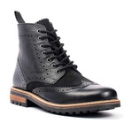 Chandler Lace-Up Boot // Black (US: 10.5)