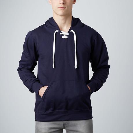 Hockey Hoody // Navy (S)