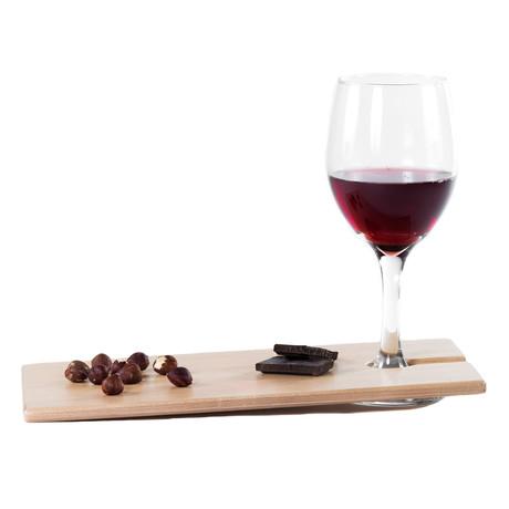 Appetizer Wine Board // Maple