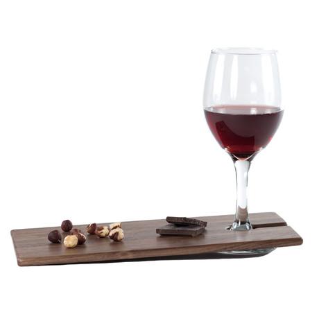 Appetizer Wine Board // Walnut