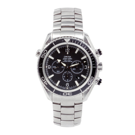 Omega Seamaster Planet Ocean Chronograph Automatic // 2210.5 // Pre-Owned