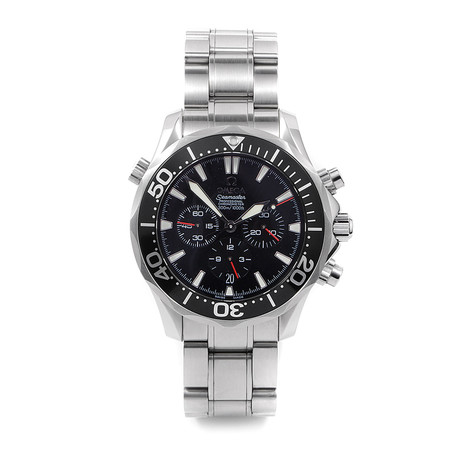 Omega Seamaster Chrono Diver Automatic // 2594.52 // Pre-Owned
