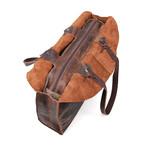 Laslie Leather Tote Bag